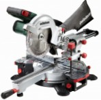 Metabo KGS 18 LTX 216 5.5Ah x2 miter saw table saw