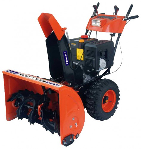 snowblower Nomad KCST 1329ES(D) Photo, Characteristics