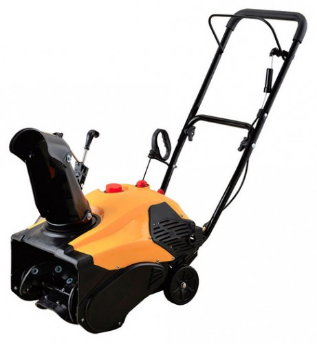 snowblower Gardenpro KC214 Photo, Characteristics