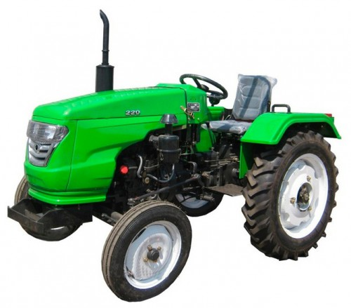 mini tractor Catmann MT-220 Photo, Characteristics