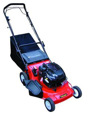 self-propelled lawn mower SunGarden RDS 536 Photo, Characteristics