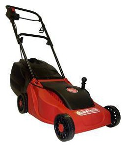 lawn mower SunGarden M 3512 E Photo, Characteristics