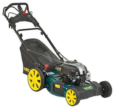 self-propelled lawn mower Yard-Man YM 7021 SPBE HW Photo, Characteristics