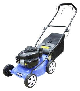 self-propelled lawn mower Etalon LM530SMH-BS Photo, Characteristics
