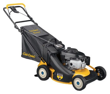 self-propelled lawn mower Cub Cadet CC 949 Q Photo, Characteristics